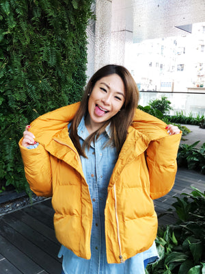 Imma Honeycomb Puffer Jacket