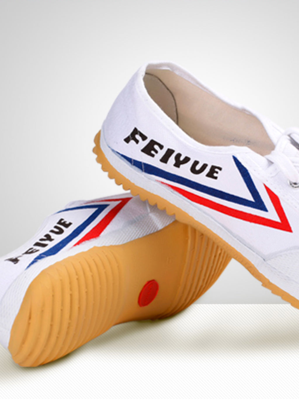 Original Feiyue Trainers White