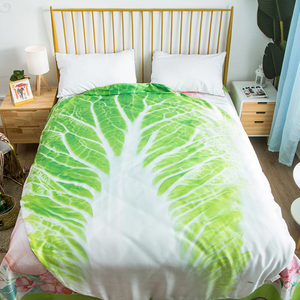The Chinese Cabbage Blanket