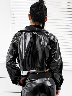 Party All Night Shiny Jacket