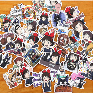 Kiki's Delivery Service Scrapbooking Stickers