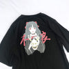 "Hell Girl No Good Things ""不良"" Tee"