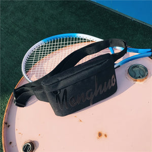 "The Classic ""Menghuo"" Fanny Pack"