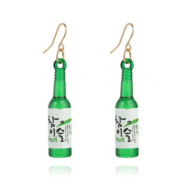 Soju Drop Earrings