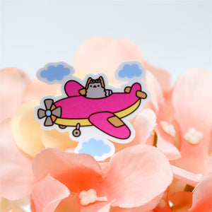Pusheen Activity Stickers Pack