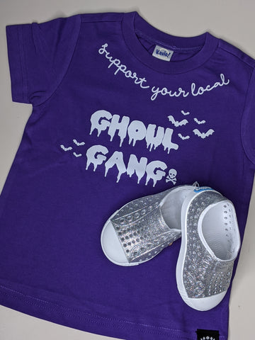 Support Your Local Ghoul Gang Youth Tee