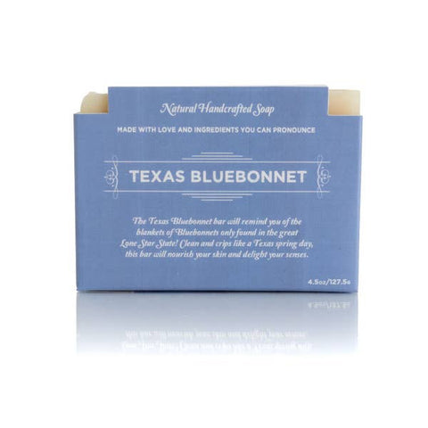 Texas Bluebonnet Soap