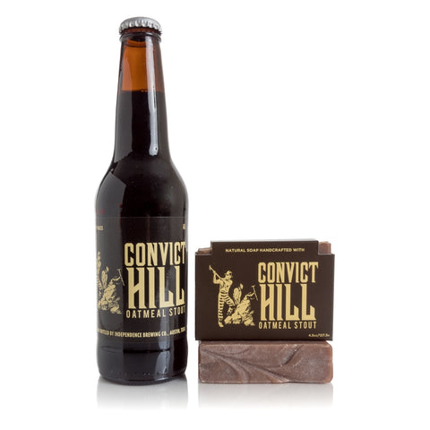 Convict Hill Brew Bar Soap