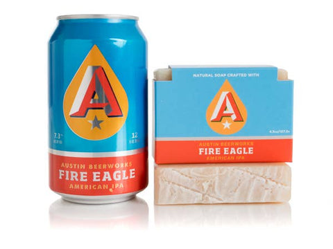 Fire Eagle Brew Bar Soap