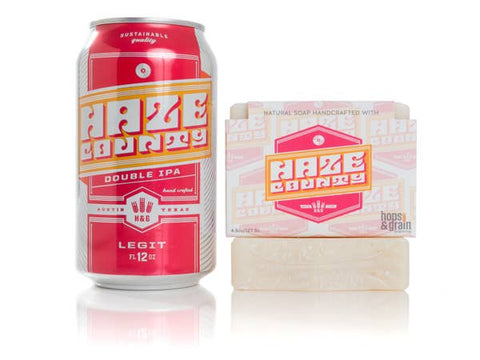 Haze County Brew Bar Soap