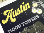 Moontower Print