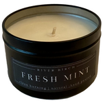 Fresh Mint - Soy Tin Candle