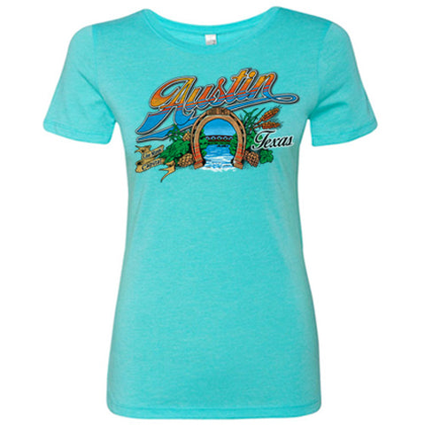 Lucky Lake Women's Tee