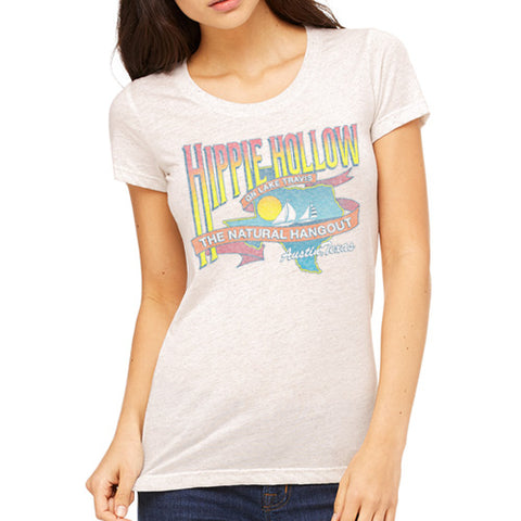 Hippie Hollow Ladies Tee