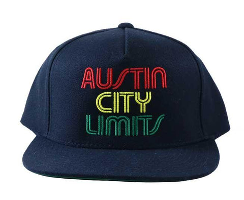 ACL Rasta Embroidered Hat