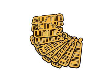Austin Blanks ACL yellow Sticker