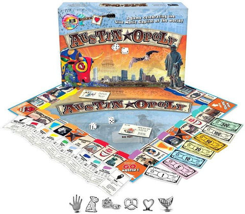 Austin-opoly Game