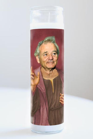 Bill Murray Illuminidol Candle