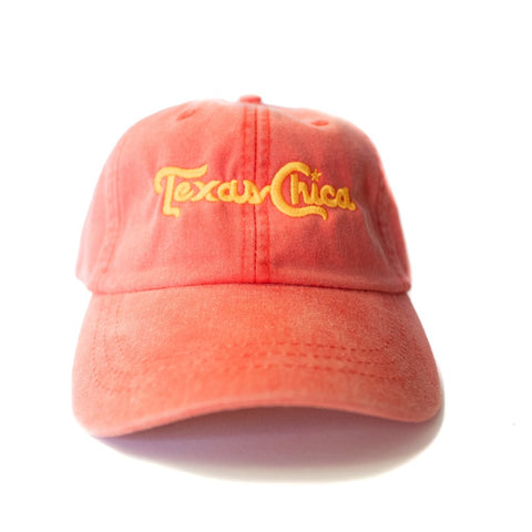 Texas Chica Hat - Red