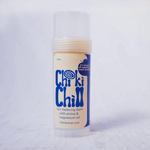 Chiki Chill Pain Relief Balm - 2.2 oz