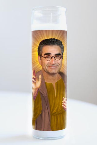 Eugene Levy (Johnny Rose-Schitt's Creek) Illuminidol Candle