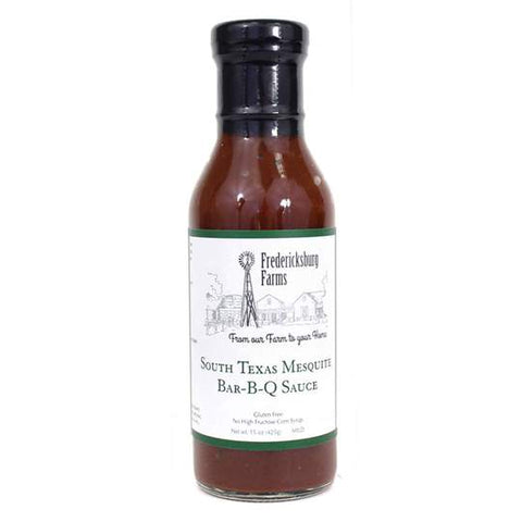 South Texas Mesquite Bar-B-Q Sauce