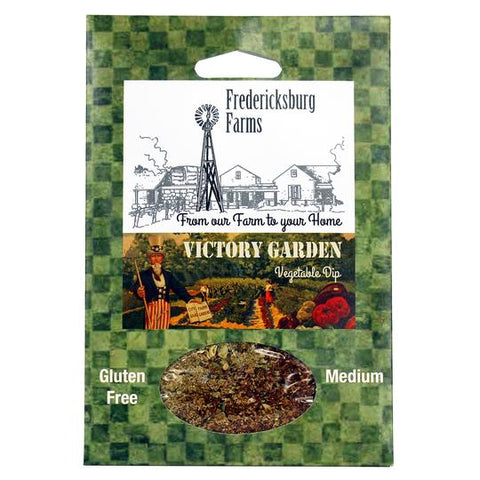 Victory Garden Vegetable Dip