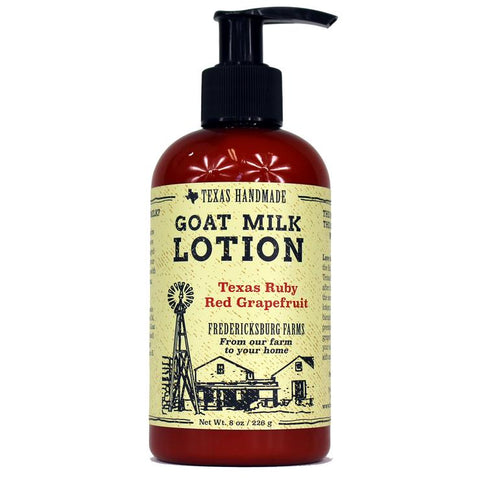 Texas Ruby Red Grapefruit Goat Milk Lotion
