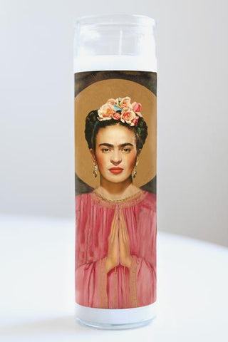 Frida Khalo Illuminidol Candle