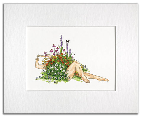 Fall Wildflowers Print