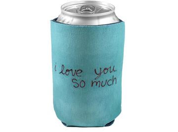 "Austin Blanks ""I Love You So Much"" Koozie"