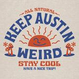 Stay Cool, Keep Austin Weird Tee