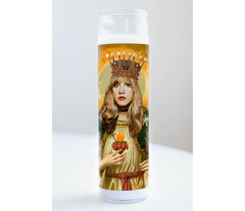 Stevie Nicks Candle