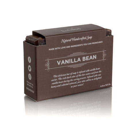 Vanilla Bean Bar Soap