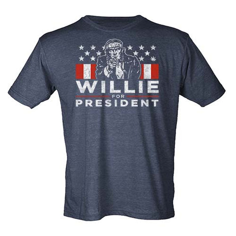 Willie for President Unisex Tee