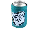 Austin Blanks You're My Butter Half koozie