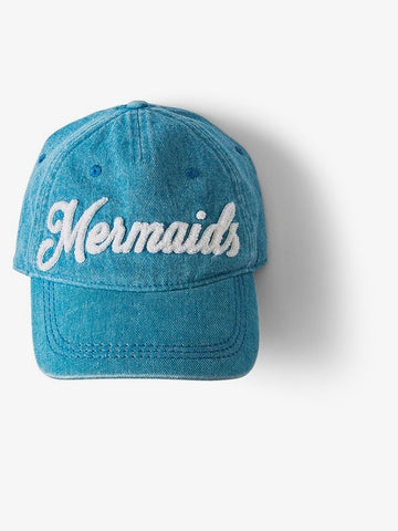 Mermaid Girl's Baseball Hat