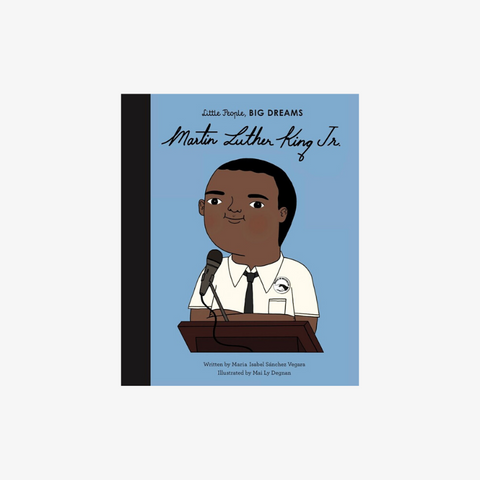 Martin Luther King Jr. - Little People Big Dreams Book