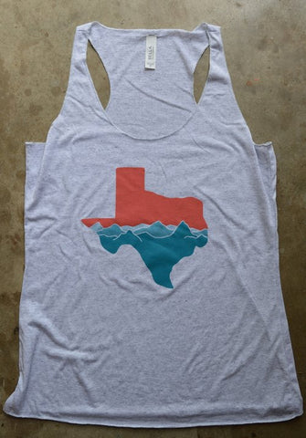 Texas Mountains Women's Tank