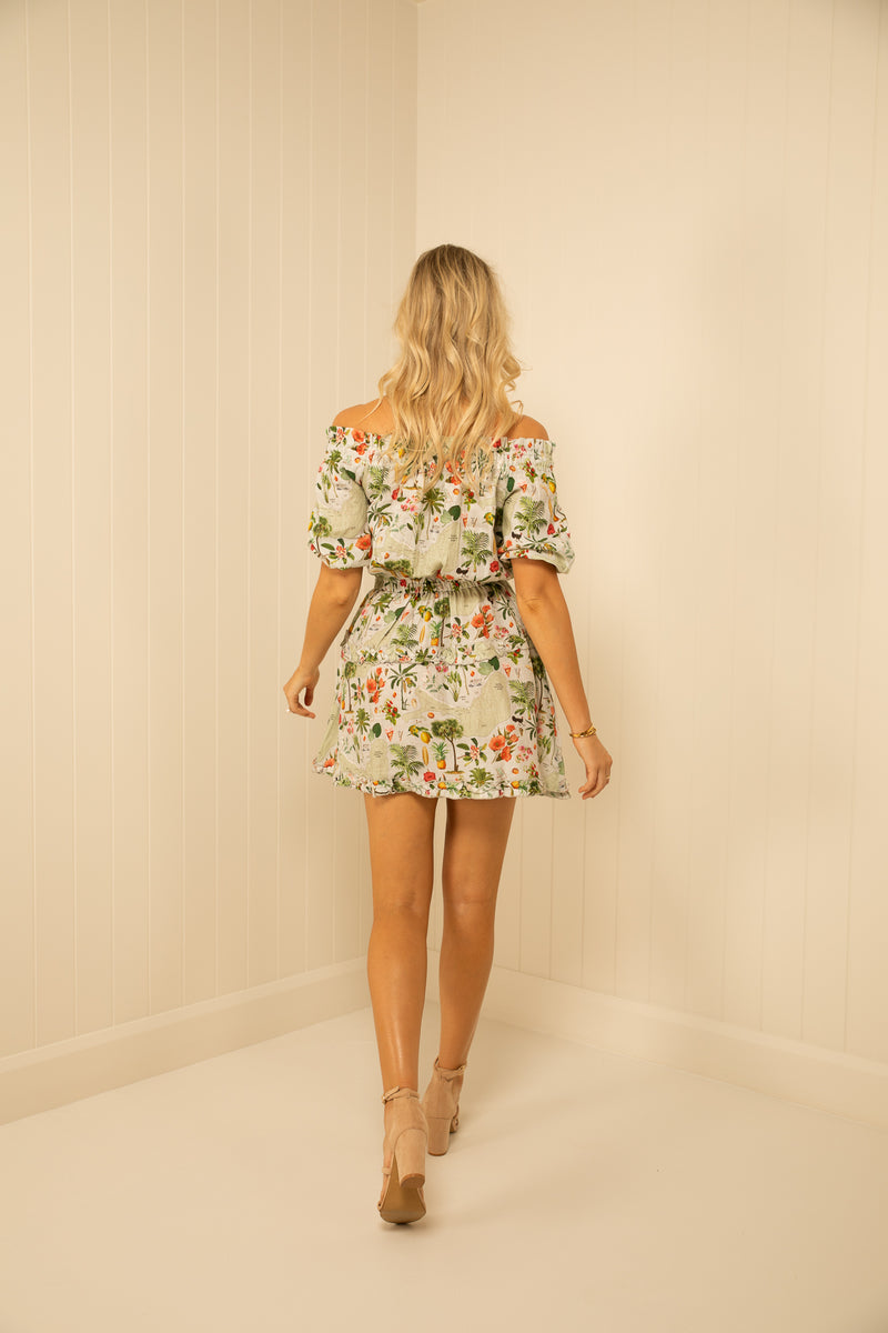 The Angelika Short Dress