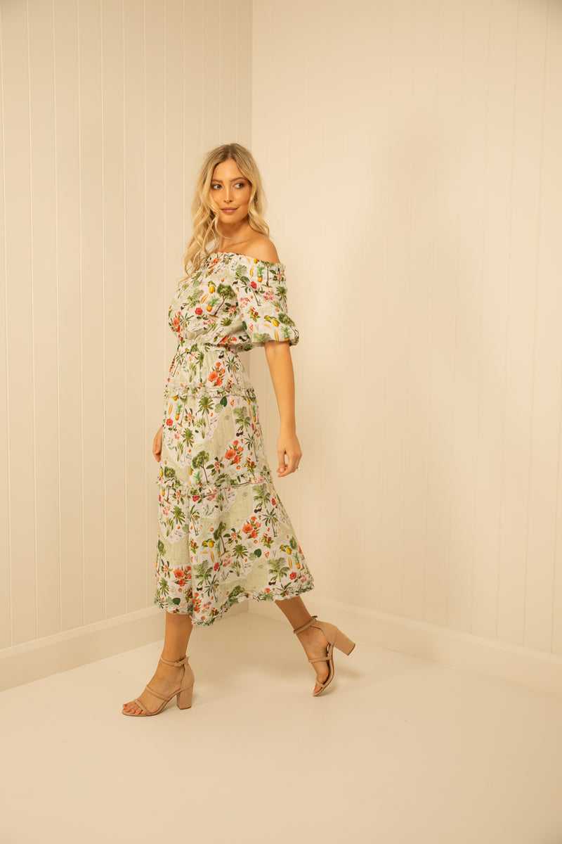The Angelika Long Dress