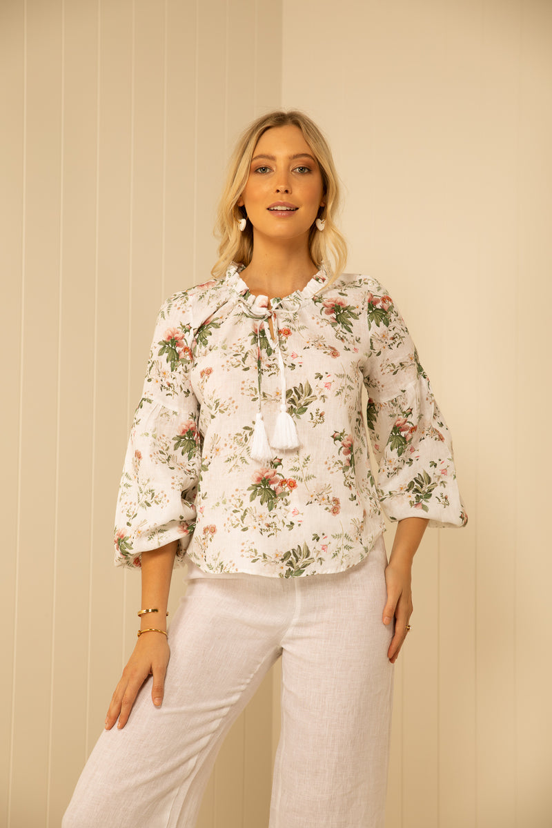 The Jessica Blouse