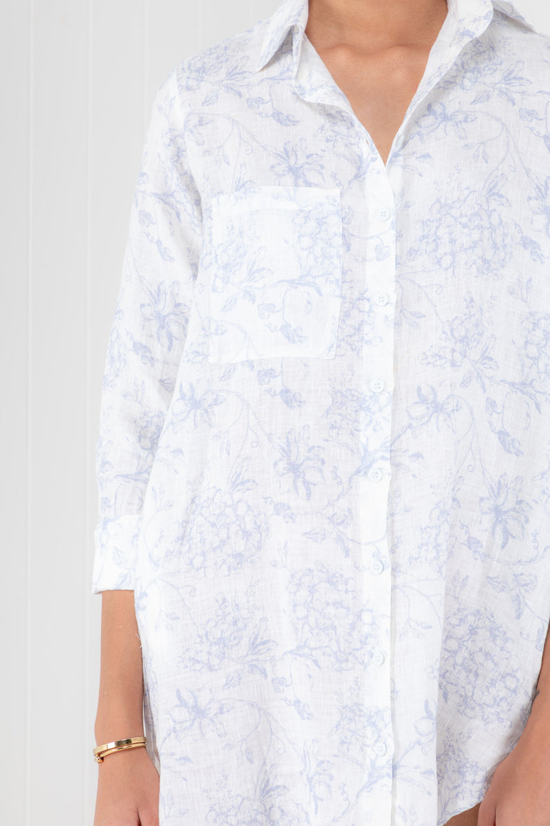 The Robyn Beach Shirt