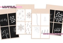 Load image into Gallery viewer, Winter Wonderland Sticker Pack - LIMITED EDITION