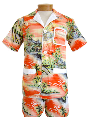 Tropical Seascape Slim Win