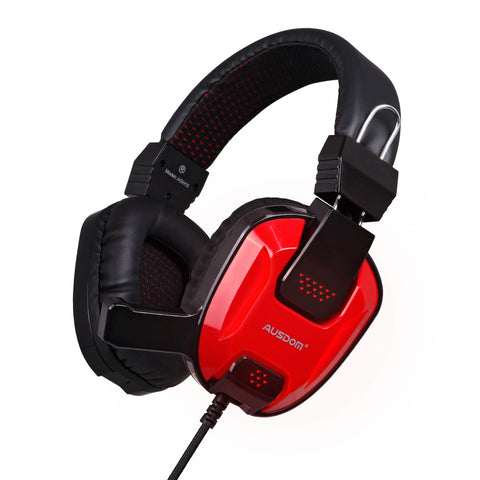 AUSDOM AGH15 Hi-Fi Gaming Headphones (Sell in USA Only)