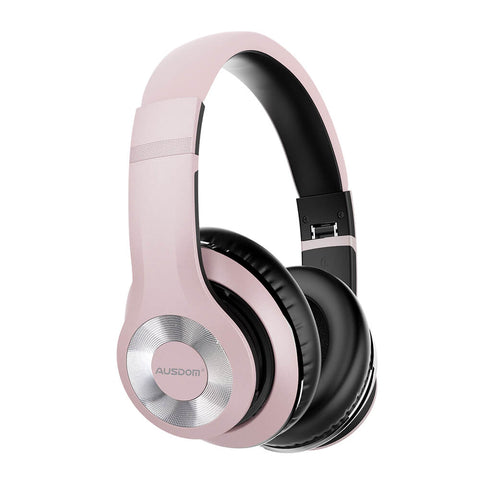 Ausdom ANC10 Active Noise Cancelling Bluetooth V5.0 Headphones