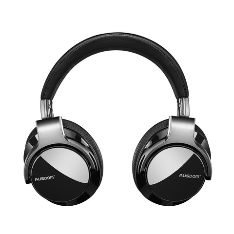Ausdom ANC8 Pro Wireless Headphones with ANC, Bluetooth 5.0, Quick Charge and 30 Hours Playtime