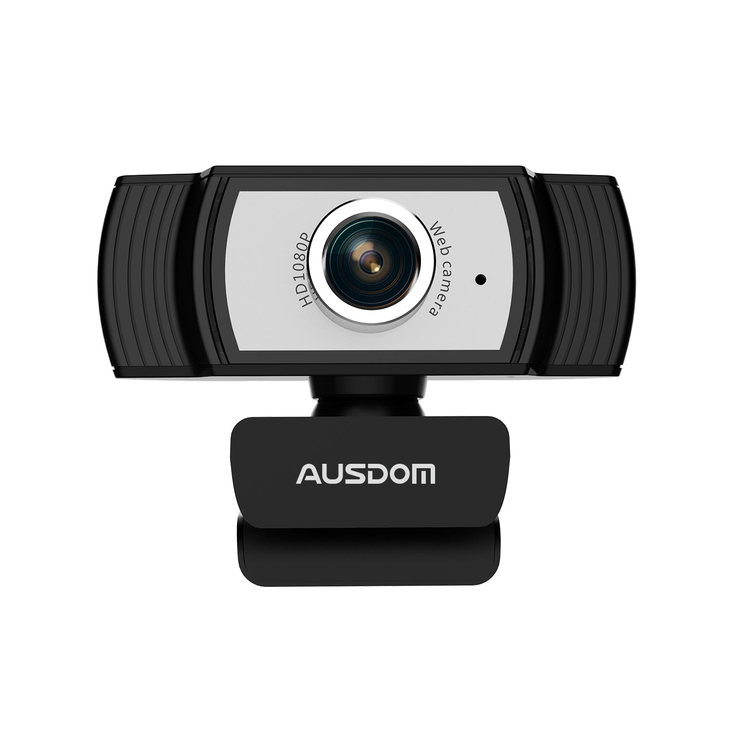 Ausdom AW33 1080P Webcam for Streaming with Mic Zoom Skype Laptop PC