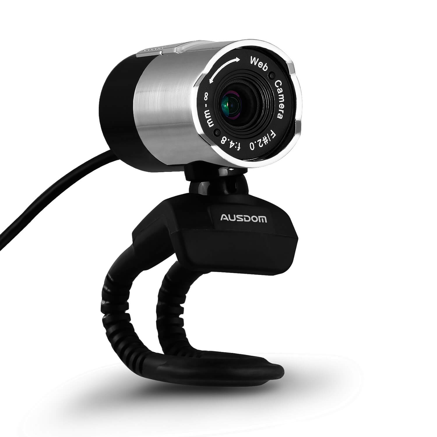 AUSDOM AW335 1080P Webcam With Microphone